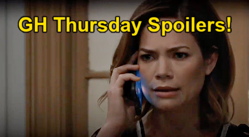 General Hospital Spoilers: Thursday, July 29 – Brook Lynn's 'Real Mother' Blunder – Nik Warns Sam – Liz Stuck in Hayden Drama