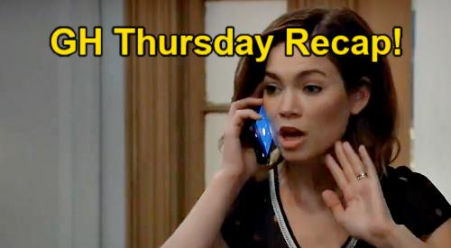 General Hospital Spoilers: Thursday, July 29 Recap – Valentin Ready to Kill Peter – Dante Must Let Go of Lulu