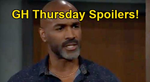 General Hospital Spoilers: Thursday, July 8 – Curtis Learns Infuriating Secret – Spencer's Game – Nikolas Needs Martin's Help