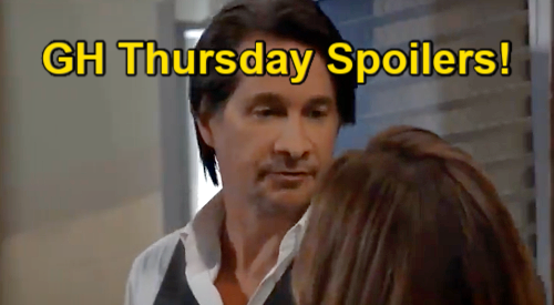 General Hospital Spoilers: Thursday, June 10 – Finn's Peter Murder Confession - Cyrus Cheerful, Carly Suspicious