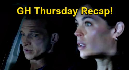 General Hospital Spoilers: Thursday, May 6 Recap – Britt & Jason Hit the Road - Spinelli Spills & Sam Fails Dante's Test