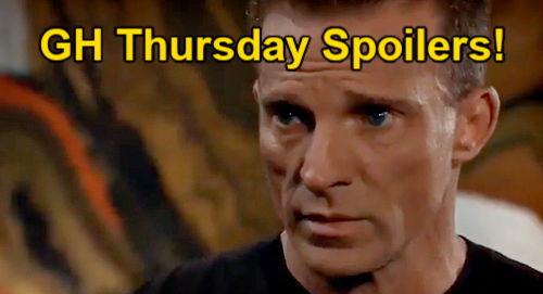 General Hospital Spoilers: Thursday, October 14 – Sonny Wants Jason & Carly Wedding Night Truth – Ava Tells Nina to Fight for Her Man