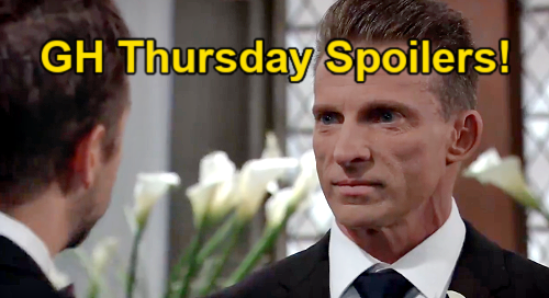 General Hospital Spoilers: Thursday, September 16 – Sonny's Surprise Life-Saving Visitor – Maxie Too Busy for Jax's Call