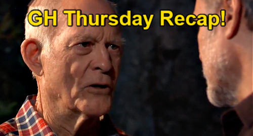 General Hospital Spoilers: Thursday, September 16 Recap – Mike Corbin Returns, Saves Sonny with Memory Push