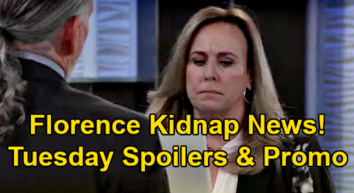 General Hospital Spoilers: Tuesday, February 2 – Cyrus Kidnap News for Laura – Sam Owes Dante - Franco Needs Drew Memories ASAP