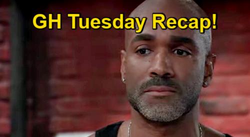 General Hospital Spoilers: Tuesday, January 26 Recap - Carly's Necklace Swap Fails - Finn Wants Answers - Curtis Rebuffs Jordan