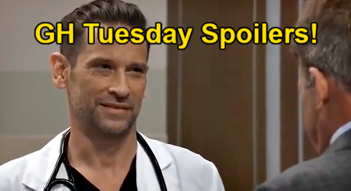 General Hospital Spoilers: Tuesday, July 13 – Austin's Quartermaine Chaos – Sonny Wants the Truth – Maxie Spills Secret to Nina