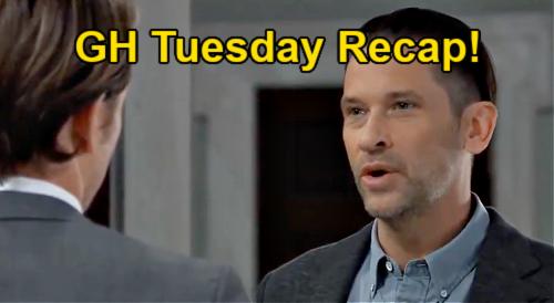 General Hospital Spoilers: Tuesday, July 13 Recap – Austin Gatlin Holt's Attack on Michael – Lenny's Grim News