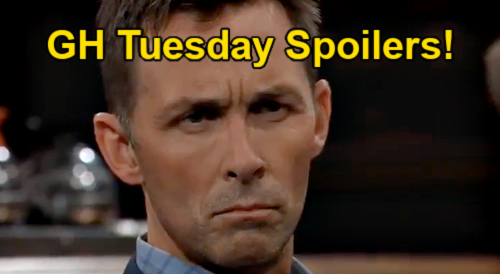 General Hospital Spoilers: Tuesday, July 20 – Finn's Peter Faceoff Returns to Haunt – Trina Blasts Spencer – Nik's Shawn Bomb