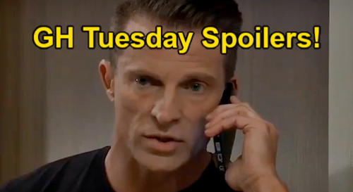 General Hospital Spoilers: Tuesday, July 27 – Finn & Anna's Empty Freezer – Jason's Next Step To Peter