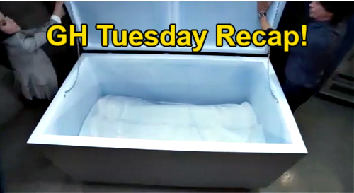 General Hospital Spoilers: Tuesday, July 27 Recap – Stella Steals Divorce Papers - Jason Confirms Peter Missing