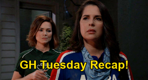 General Hospital Spoilers: Tuesday, July 6 Recap – Sam Burns Jason Keepsakes – Vincent Learns Carly's Engaged