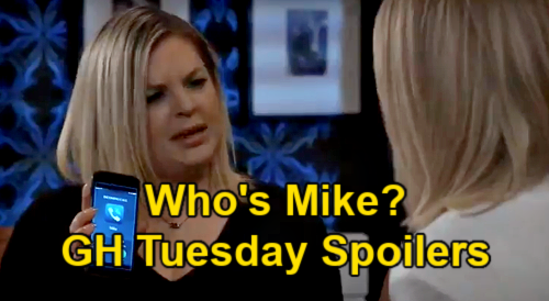General Hospital Spoilers: Tuesday, June 15 – Maxie Catches Sonny's Phone Call, Grills Nina About Mike – Britt & Jason's New Chapter