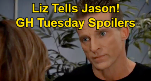 General Hospital Spoilers: Tuesday, June 22 – Liz Confesses to Jason – Ava Breaks Nik's Heart – Brook Lynn's New Maxie Deal