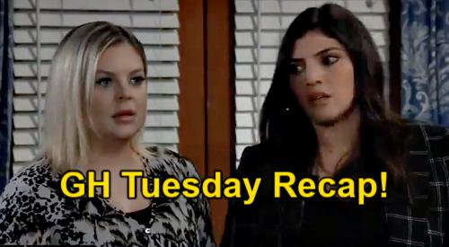 General Hospital Spoilers: Tuesday, June 22 Recap – Kiki Haunts Ava – Jason's Ominous Offer – Maxie Slips Using Louise's Name