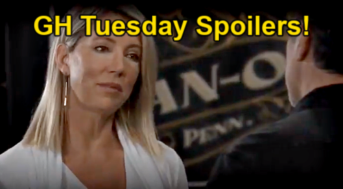General Hospital Spoilers: Tuesday, June 8 – Sonny Pleads for Nina – Michael Rages Over Jax Threat – Chase's Unsettling Surprise