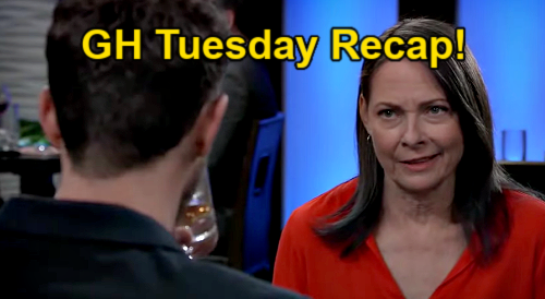 General Hospital Spoilers: Tuesday, March 30 Recap – Cyrus Stops Peter's Risky Plan – Valentin Recruited for Gladys Mission
