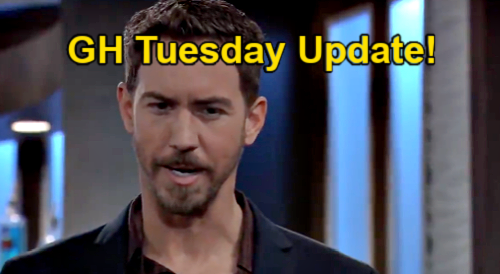General Hospital Spoilers: Tuesday, March 30 Update – Brando Warns Gladys – Peter's Shock Encounter – Cyrus' Scare Tactics