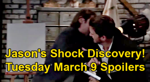 General Hospital Spoilers: Tuesday, March 9 – Jason Discovers Peter & Franco Shootout Casualty – Sam's Disturbing News for Liz