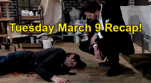 General Hospital Spoilers: Tuesday, March 9 Recap - Franco Shot Dead - Elizabeth Accuses Jason of Murder - Maxie Wants Peter