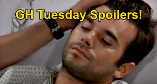 General Hospital Spoilers: Tuesday, May 11 – Peter's Nurse Blunders – Jason Spots Britt's Health Crisis – Chase Fading Fast