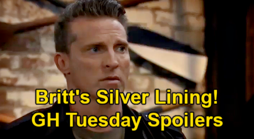 General Hospital Spoilers: Tuesday, May 25 – Brando Fights for Gladys Freedom – Jason Comforts Britt – Sonny Sounds the Alarm
