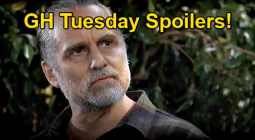General Hospital Spoilers: Tuesday, September 14 – Nina Needs Hero Sonny – Drew & Nurse Chloe's Escape – Joss Slams Spencer