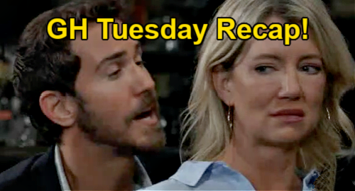 General Hospital Spoilers: Tuesday, September 14 Recap – Peter Tells Phyllis Mike's True Identity – Sonny Finds Bar in Flames