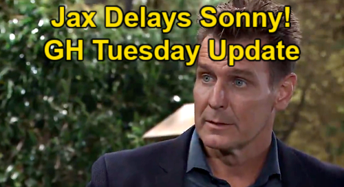 General Hospital Spoilers: Tuesday, September 14 Update – Jax Delays Sonny's Rescue – Sam's Wedding Diversion