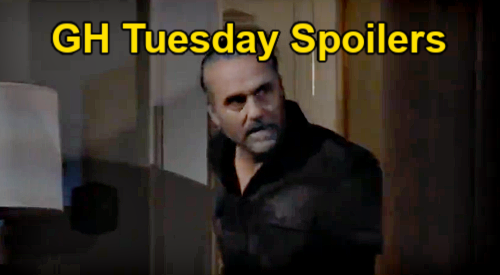 General Hospital Spoilers: Tuesday, September 21 – Sonny Bursts In On Carly & Jason in Bed – Anna Threatens to Shoot Peter