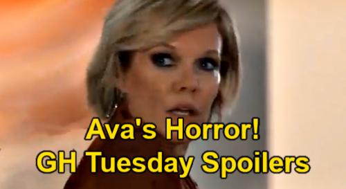 General Hospital Spoilers: Tuesday, September 7 – Ava's Gallery Horror – Jason's Jail Wedding Delay – Curtis & Sam Breakthrough