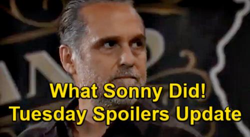 General Hospital Spoilers: Tuesday, September 7 Update – Nina Finds Sonny's Disaster – Dante Punishes Jason