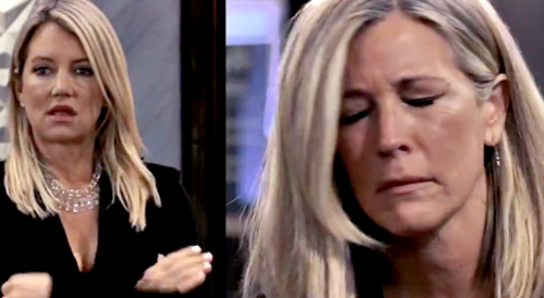General Hospital Spoilers: Valentin Forces Carly's Nelle Bombshell for February Sweeps - Nina Hears Horrifying Daughter Truth?