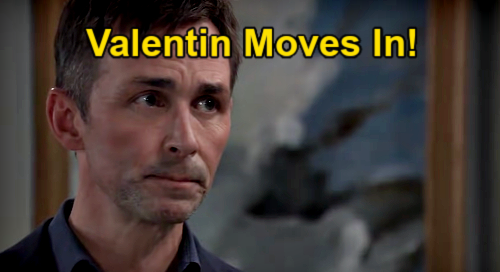 General Hospital Spoilers: Valentin Moves In Quartermaine Mansion, Demands More Daddy Time – Brook Lynn's Baby Dilemma