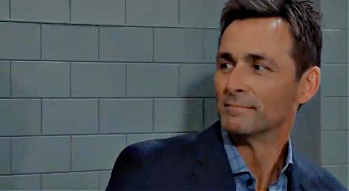 General Hospital Spoilers: Valentin Spots Sonny in NYC – Puts Nixon Falls Puzzle Together, Keeps Nina's Secret?