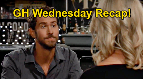General Hospital Spoilers: Wednesday, August 25 Recap – Peter Threatens James, Nina Strikes Louise Deal – Esme Calls Out Trina