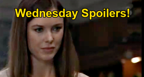 General Hospital Spoilers: Wednesday, August 4 - Chase Confronts Willow - Alexis Accuses Harmony - Carly Gets Told