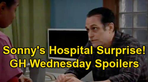 General Hospital Spoilers: Wednesday, January 13 – Sonny's Hospital Surprise – Jason's Investigation – Sasha Blasts Cyrus