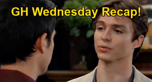 General Hospital Spoilers: Wednesday, July 14 Recap – Austin Contests Edward's Will – Sonny, Anna & Valentin Head to Same NY Hospital
