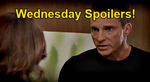 General Hospital Spoilers: Wednesday, July 28 – Jason Seeks Proof Peter's Alive – Carly's Sonny Grief – Sasha's 3 Brando Wishes