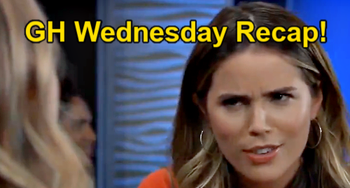 General Hospital Spoilers: Wednesday, July 28 Recap – Dante's Bloody Discovery – Sasha Hires Gladys – Trina's Cheating Fears