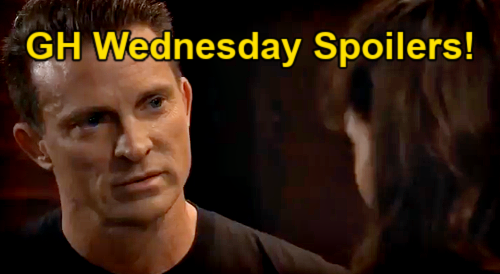 General Hospital Spoilers: Wednesday, June 23 – Britt & Jason's Boxing Flirt Fest – Brando & Sasha First Date – Brook Lynn Protects Chase