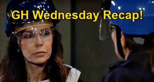 General Hospital Spoilers: Wednesday, June 9 Recap – Chase's Nosebleed & Seizure – Maxie Blunders Overs Baby Louise