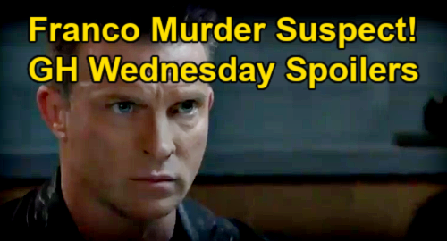 General Hospital Spoilers: Wednesday, March 10 – Franco's Death Makes Liz Want Jason to Pay – Peter Hides Murder Guilt