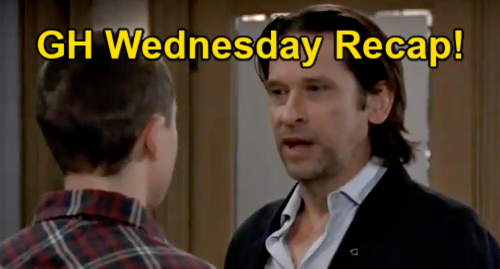 General Hospital Spoilers: Wednesday, March 10 Recap – Maxie Dumps Peter - Franco Visits Cameron – Sonny Sells Wedding Ring