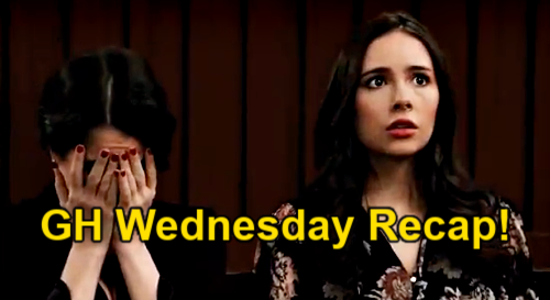 General Hospital Spoilers: Wednesday, March 31 Recap – Maxie's Stillborn Baby Deception – Valentin Is Gladys' Hero