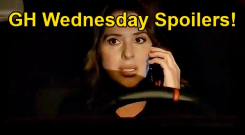 General Hospital Spoilers: Wednesday, May 12 – Sam Helps Jason Get Away – Britt Confesses Terminal Illness