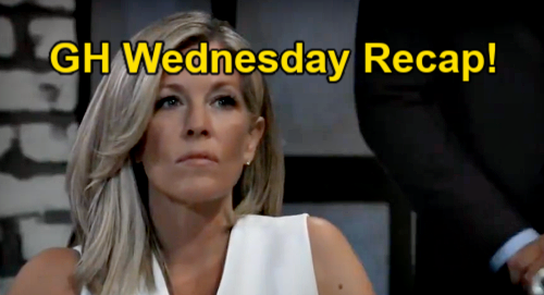 General Hospital Spoilers: Wednesday, May 5 Recap – Carly Destroys Cyrus' Shipment – Jason Armed Against Intruder