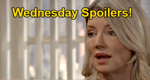 General Hospital Spoilers: Wednesday, October 13 – Nina Exposes Carly's New Romance – Sonny's Ground Rules - Jason Blasts Austin