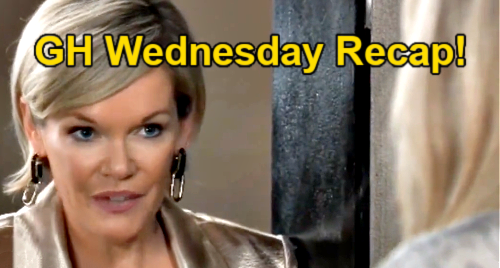 General Hospital Spoilers: Wednesday, October 13 Recap – Nina Feels Sonny's Forgiveness – Ava Taunts Carly Over 'Mike'